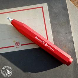 Kaweco AL Sport Kugelschreiber Deep Red  (Lieferung ohne Dekoration)