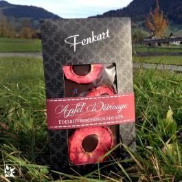 Fenkart Schokolade Apfel Weirouge.