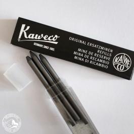 Kaweco Bleistift Ersatzminen 3er Pack Schwarz