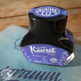 Kaweco Tintenfass Königsblau – 30 ml Tinte zum nachfüllen.