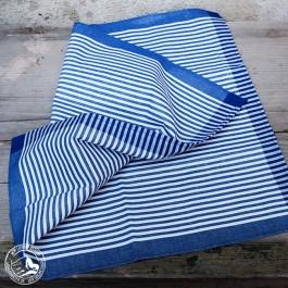 Meyer Mayor – Geschirrtuch blau mit Streifen