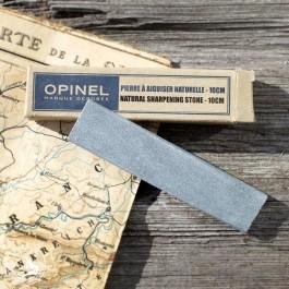 Naturschleifstein von Opinel im Karton