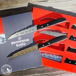 PanoramaKnife Steakmesser – Jausenmesser – Best of Austria (Österreich)