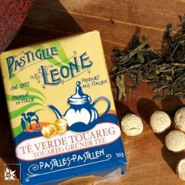 Pastiglie Leone Grüner Tee.