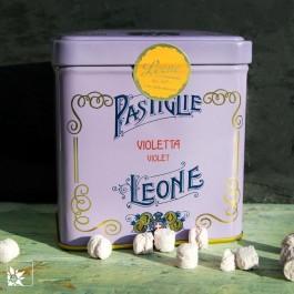 Pastiglie Leone Veilchen. Vintagebox Maxi zum Nachfüllen.