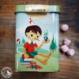 Pastiglie Leone Pinocchio - Märchen-Edition - Waldbeerenmischung
