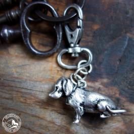 Schlüsselanhänger Hund - Hergestellt in Österreich (Lieferung OHNE Schlüssel!)