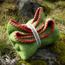 Steiner Picknick Sitzdecke Emma 43x43 Klee (ausverkauft)