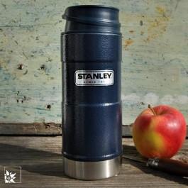Stanley ToGo Thermobecher für unterwegs. Die kleine Version fasst 0,35 Liter.