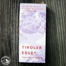 Tiroler Edle Schokolade Nougat – Spezial-Edition Innsbruck