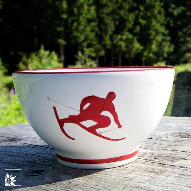 gmundner keramik m slischale toni rot alpen shop wohlgeraten. Black Bedroom Furniture Sets. Home Design Ideas