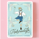 """Bayrische Postkarte """"Franzl"""""""