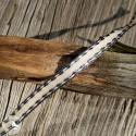Geschenkband Pellicola mit Draht Grau