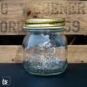 6 Marmeladengläser mit Schraubdeckel 250 ml