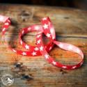 Geschenkband Sterne
