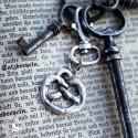 Schlüsselanhänger Brezn | nickelfrei | versilbert