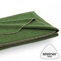 Steiner 1888 - Wolldecke Alina - Merino Alpaka - Kiwi