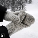 Der Winter kann kommen mit diesen warmen Handschuhen von Steiner aus der Steiermark.