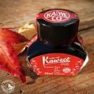 Kaweco Tintenfass Rubinrot – Flüssige Tinte zum Nachfüllen