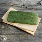 Seifenschale aus Zirbenholz - Die Seife gehört nicht zum Lieferumfang!