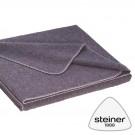 Steiner 1888 – Wolldecke Nora - Erde ungefärbt