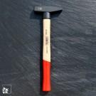 Schlosserhammer mit Hickorystiel 200 g von Stubai-Werkzeug aus Tirol.