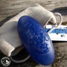 Tiroler Traubenkernöl Seifenstück Blau