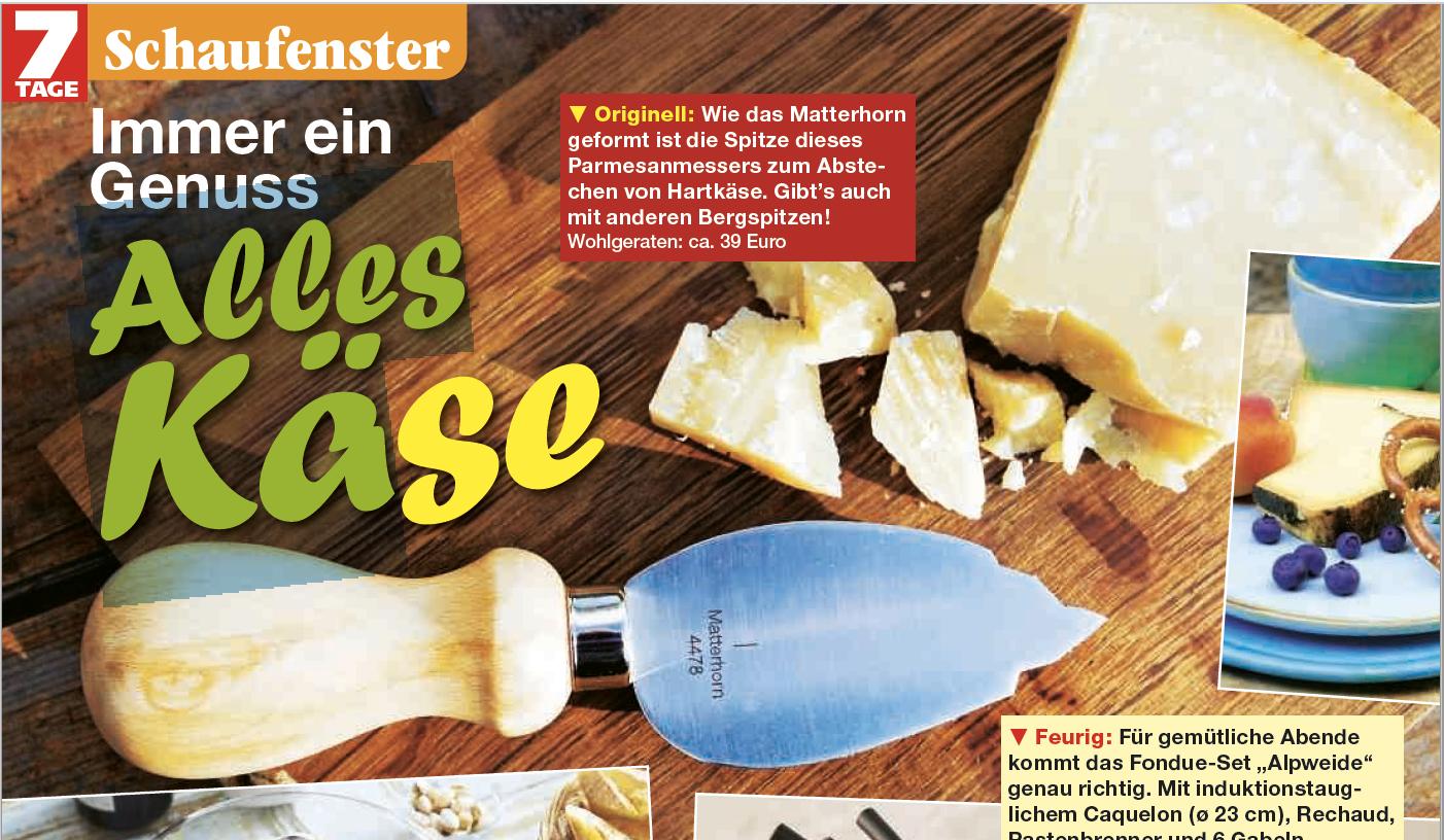 Parmesanmesser von PanoramaKnife