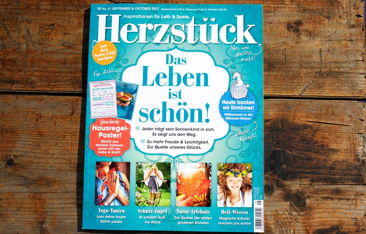 Cover Magazin Herzstück 05 2017