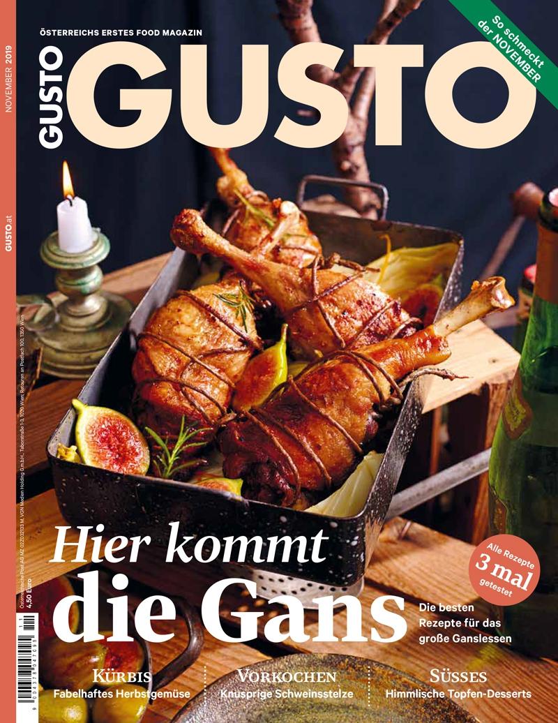 GUSTO Cover November 2019