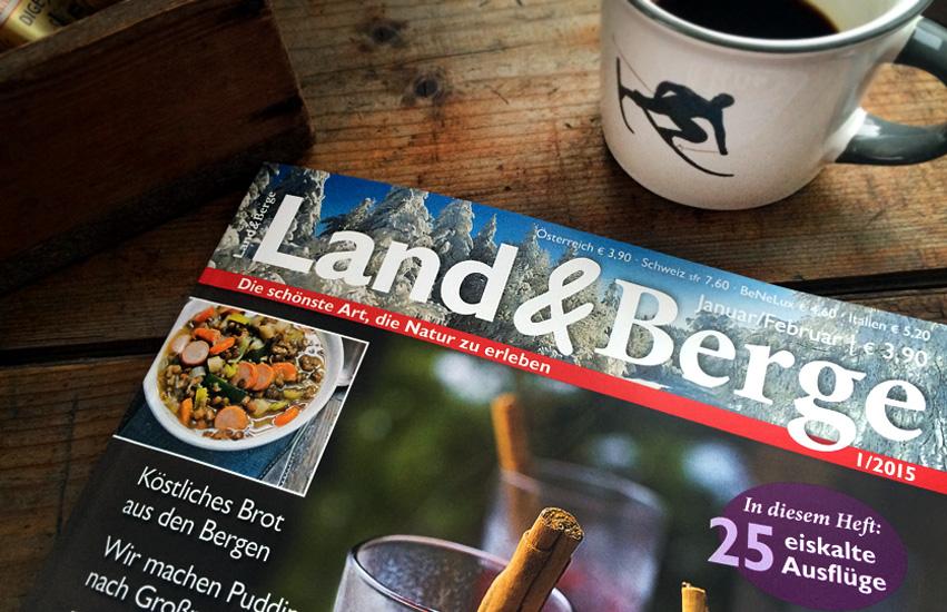Land und Berge Heft 1 2015